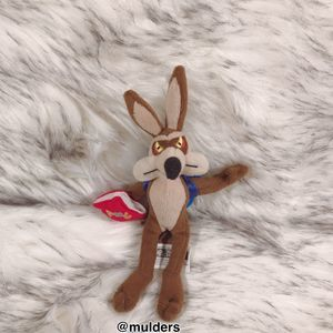 Vintage Warner Bros Wile. E Coyote Plush